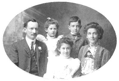 arthur wright family