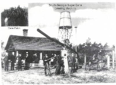 south georgia cane grinding mill